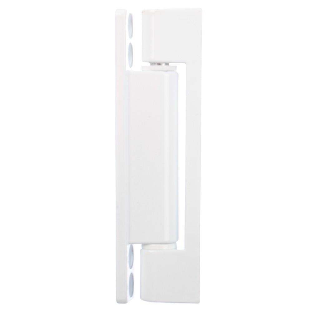 Balama simpla pentru ferestre, alb, 100 x 14 mm