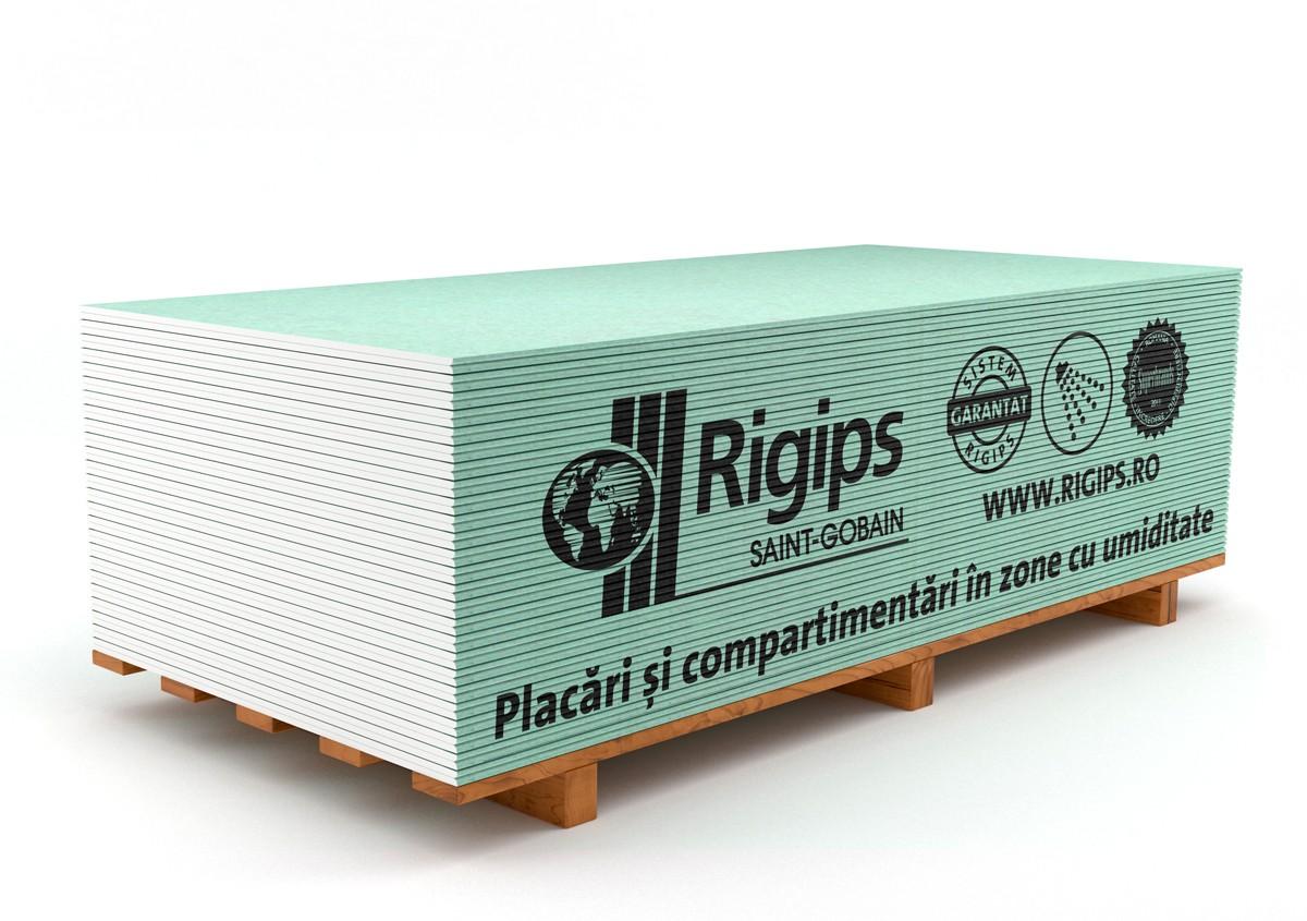 dedeman placa gips carton antiumezeala rigips rbi 12 5 x 1200 x 2000 mm dedicat planurilor tale. Black Bedroom Furniture Sets. Home Design Ideas