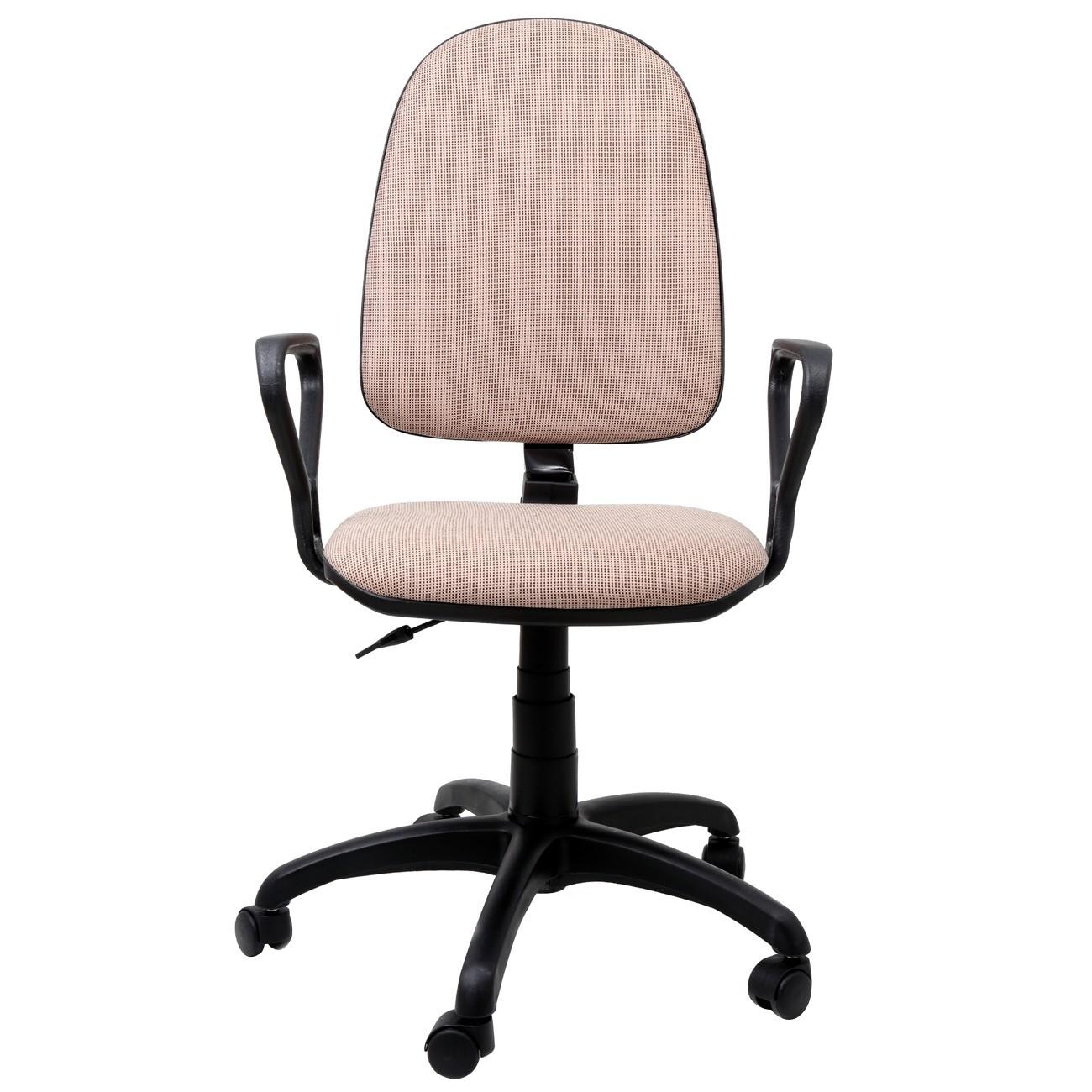 Scaun birou operational Confort LX, rotativ, stofa A50, maro