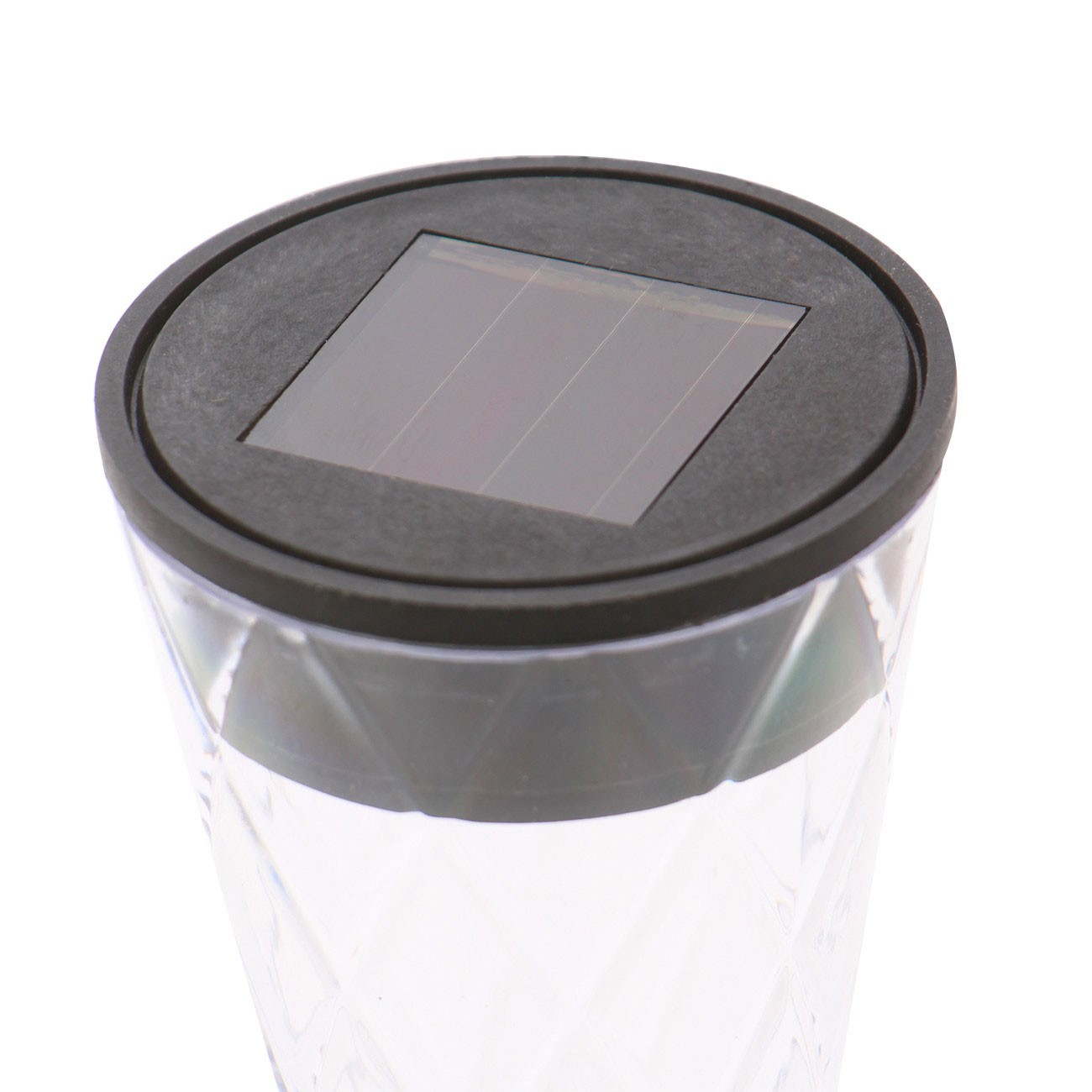 Lampa solara LED Hoff, plastic, 36.5 cm