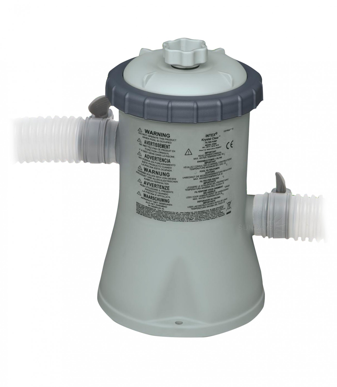 Pompa filtrare apa piscina Intex 28602, 1250 l apa/h