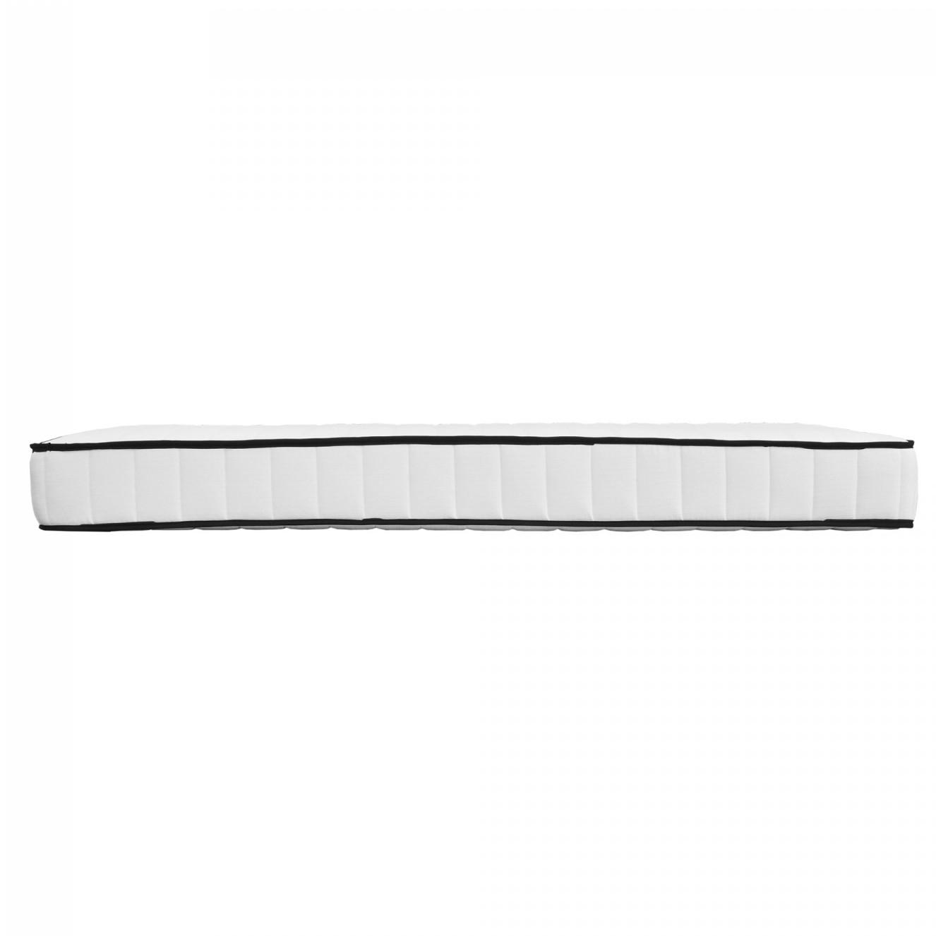 Saltea pat Bien Dormir Ecostar Rodos, ortopedica, cu arcuri, 160 x 200 cm