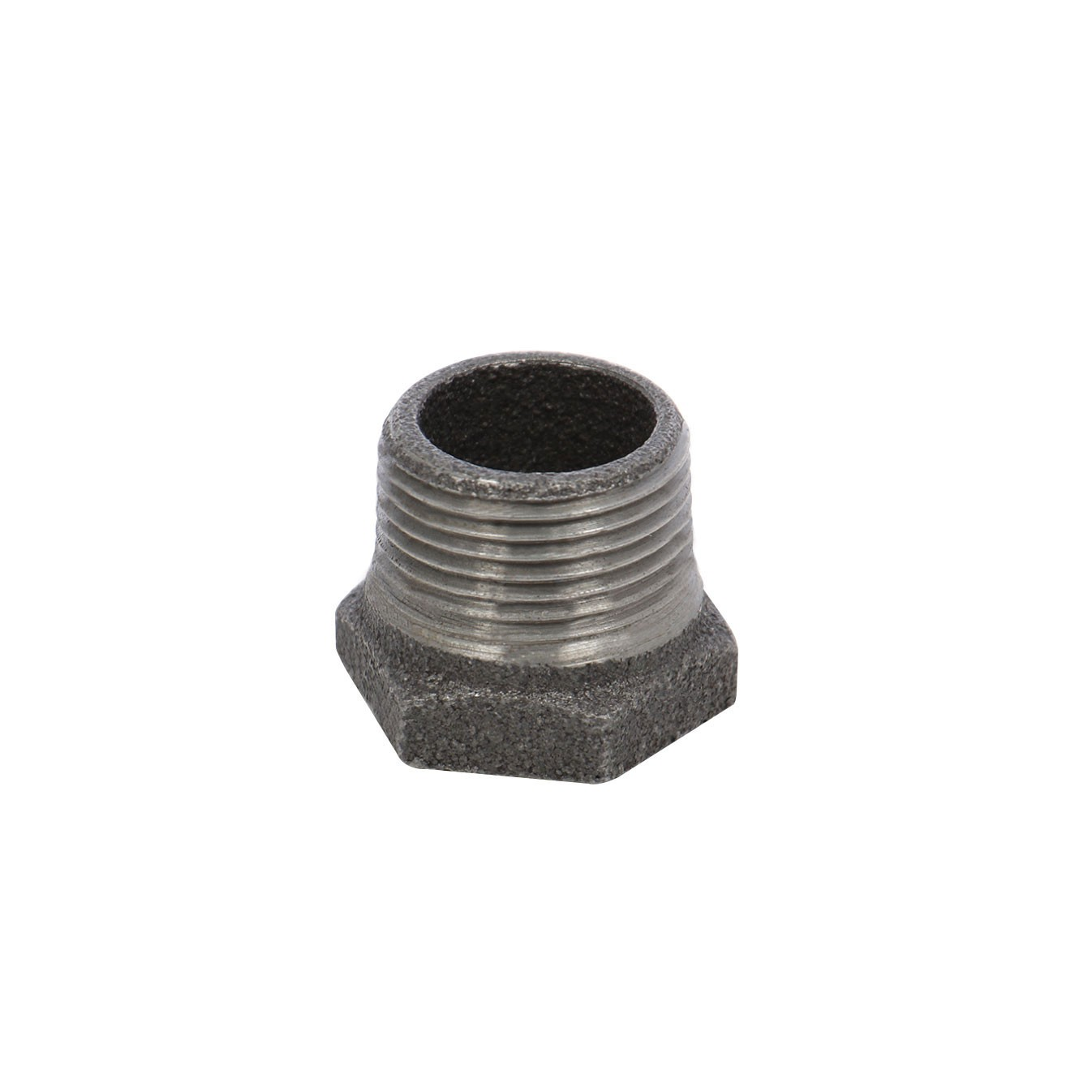 Reductie fonta neagra, FE-interior, 3/4-1/2 inch, 241