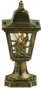 Stalp de iluminat ornamental Boston 2 KL 5492, 1 x E27, 31 cm