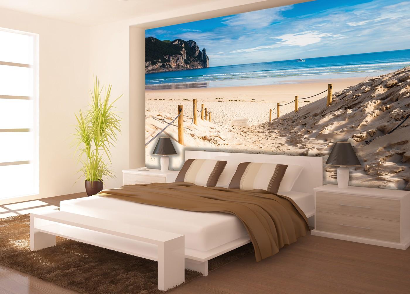 Fototapet duplex Sands Beach 2281P8 368 x 254 cm