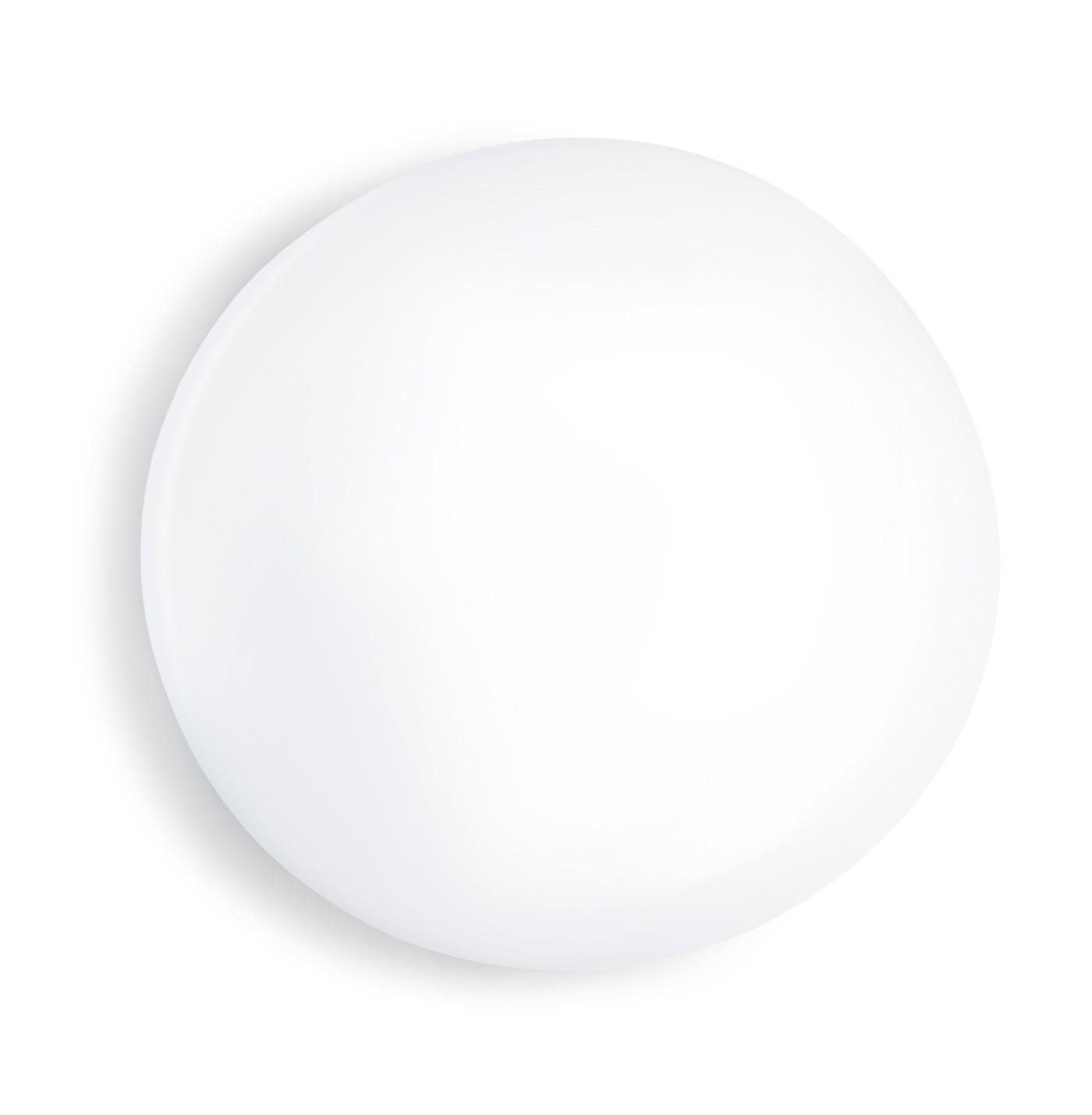 Plafoniera exterior 738013 cu senzor de miscare RS16, alba