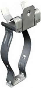 Clema de sustinere, cu brida pt teava 8-13mm R25mm 1484419