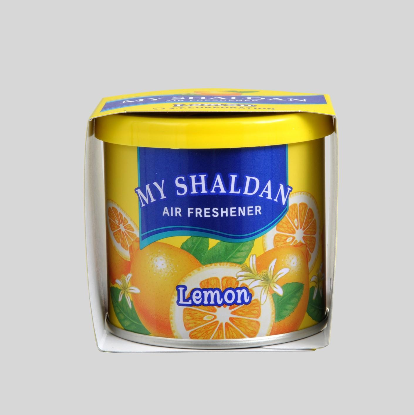 Odorizant auto gel My Shaldan Lemon