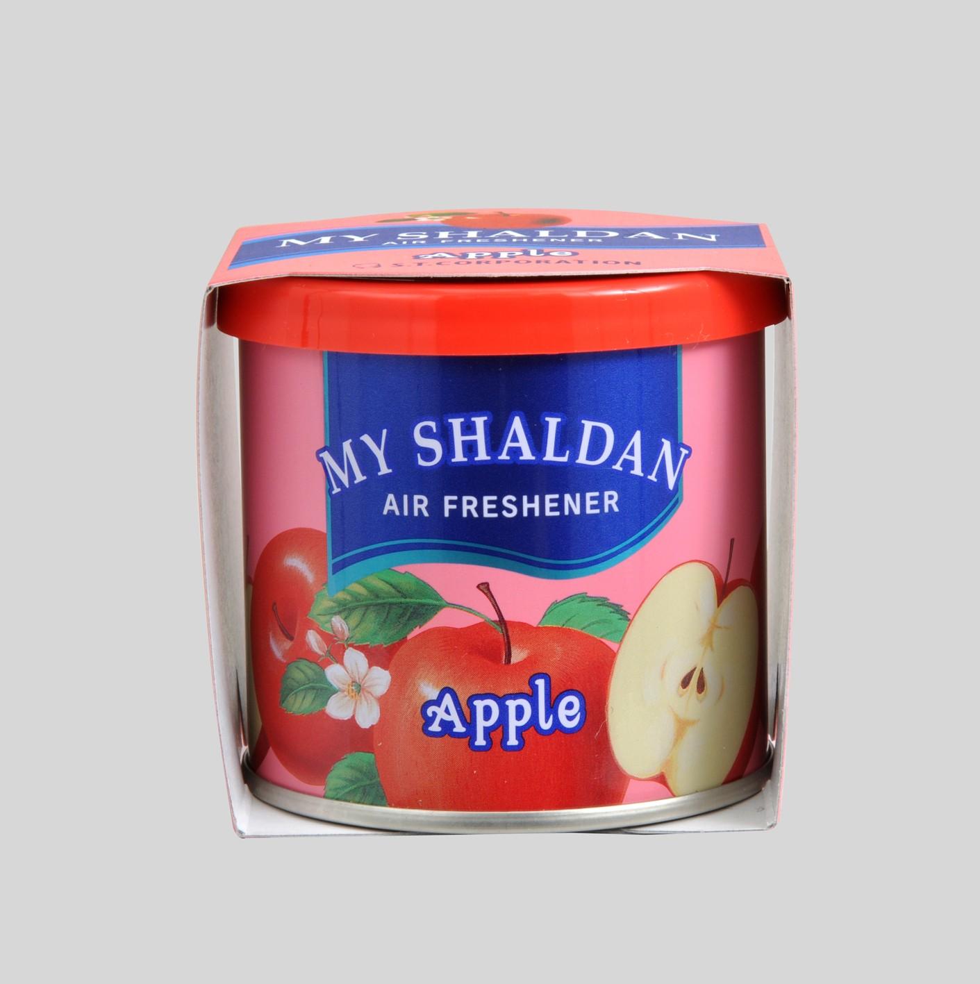 Odorizant auto gel My Shaldan Apple