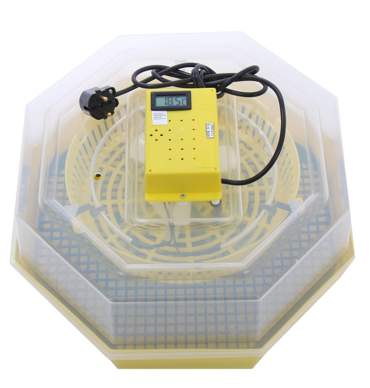 Incubator electric pentru oua, Cleo 5T, cu termometru