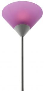 Lampadar Emy 06-026, 1 x E27, 1790 mm, violet
