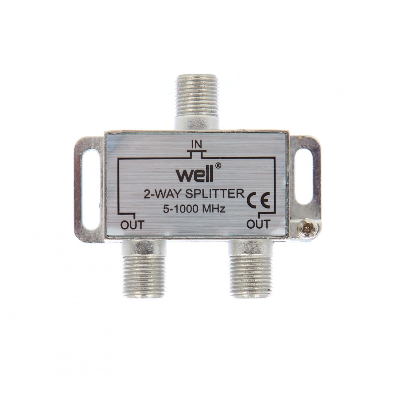 Distribuitor semnal TV 2 iesiri FC-2SPLT-PT