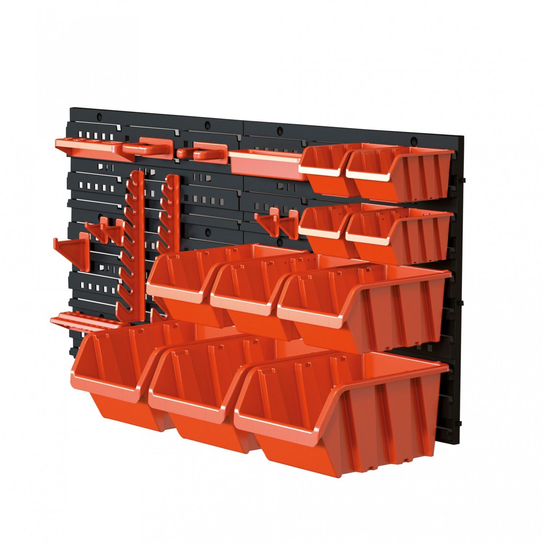 Set 10 cutii pentru depozitare, Orderline NTBNP4