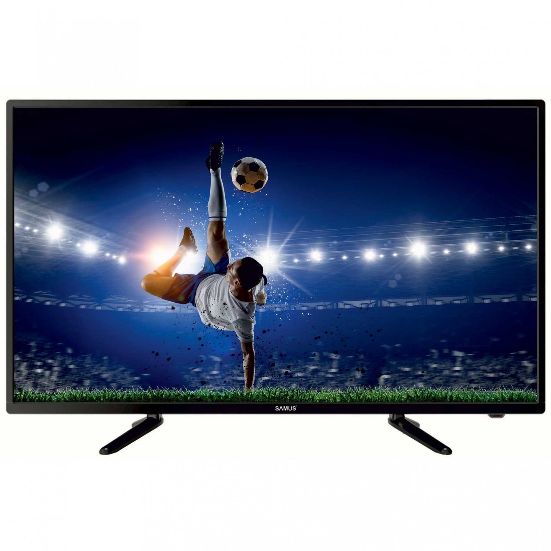 Televizor LED Samus LE43C2, diagonala 109 cm, Full HD, negru