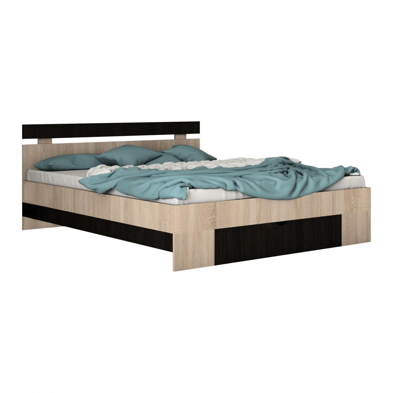 Dormitor complet Raul, stejar bardolino + magia, 5 piese, 13C