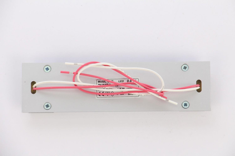 Spot LED aparent Rumba Stick Skoff, 0.80W, aluminiu - alb