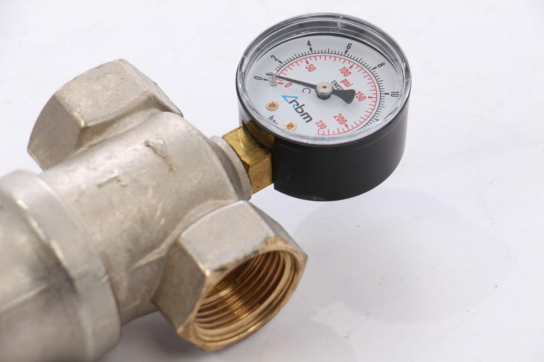 Filtru apa potabila cu curatare prin purjare RBM, 1260610, diametru 1 inch, filete FF