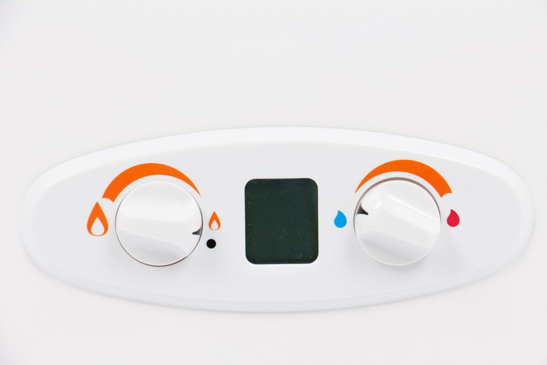 Instant apa calda, GPL, Ferroli Zefiro C11 D, 21.1 kW, 10.8 l/min, display LCD, 560 x 328 x 181 mm