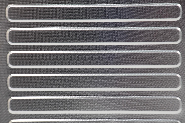Chiuveta bucatarie inox anticalcar Doruq 1602 cuva pe dreapta 80 x 50 cm