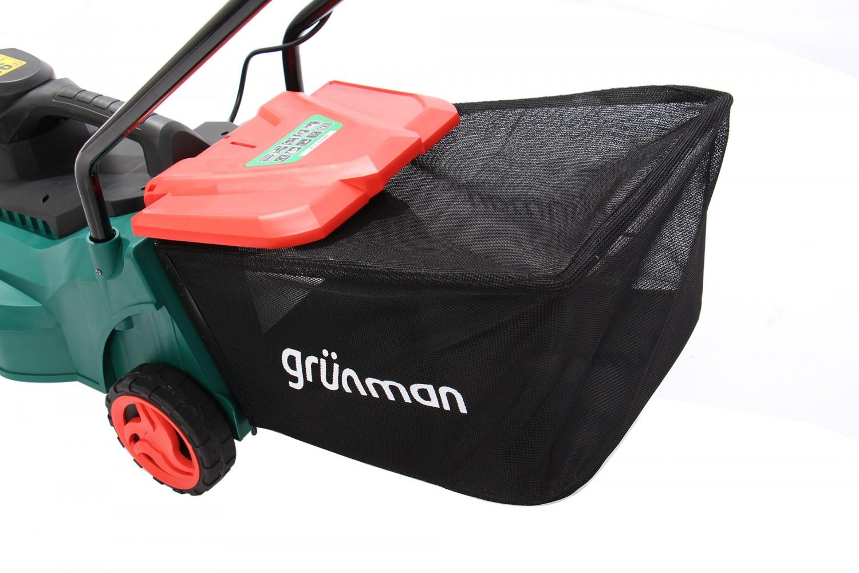 Masina de tuns iarba electrica Grunman 1000W LM-PT103