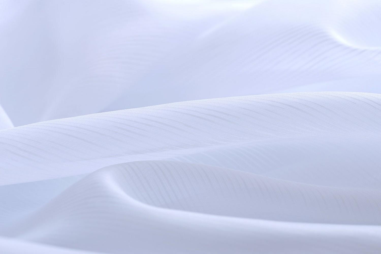 Perdea Laurel, PES 100%, alb, H 290 cm