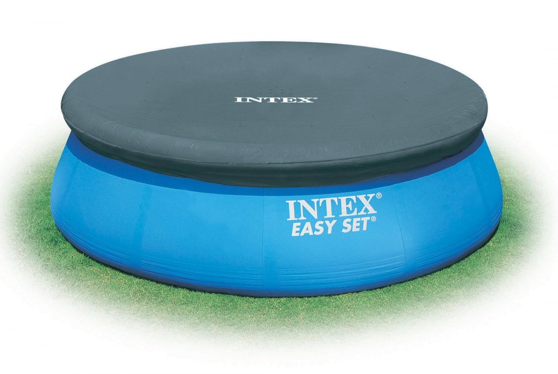 Prelata piscina Intex Easy 58938, vinyl, D 305 cm