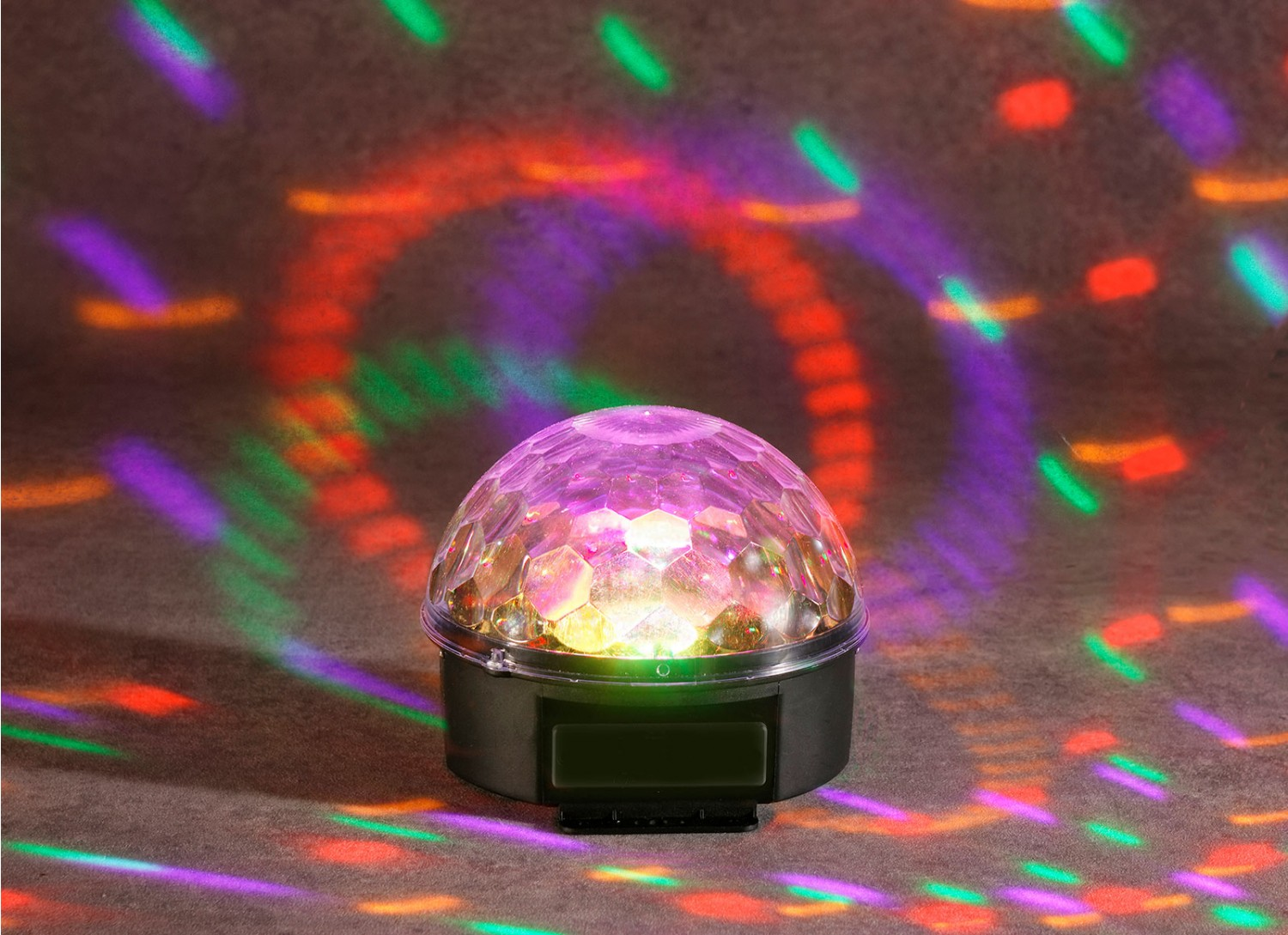 Plafoniere Neon Dedeman : Dedeman glob disco led hoff light and music basic cu telecomanda