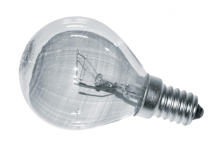 Bec sferic E14/40W Hepol(2bucati/set)