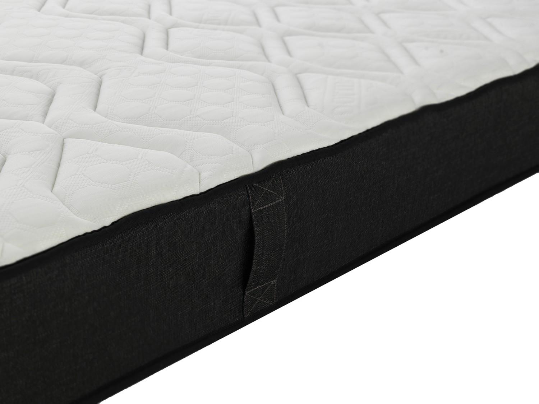 Saltea pat Dormeo iMemory S Plus II, cu spuma memory + Ecocell, cu arcuri din spuma, 180 x 200 cm