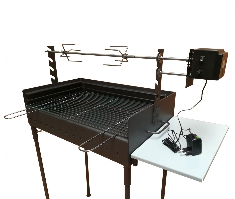 Protap electric FIGR100A, inox alimentar, 96 x 29 cm