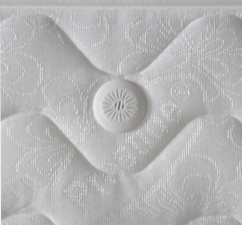 Saltea pat Prestige Elegant superortopedica cu spuma poliuretanica si arcuri 90x200 cm
