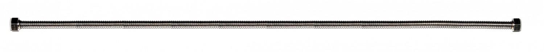 Racord flexibil apa, metalic, 1/2 inch FI-FI, L 1000 mm