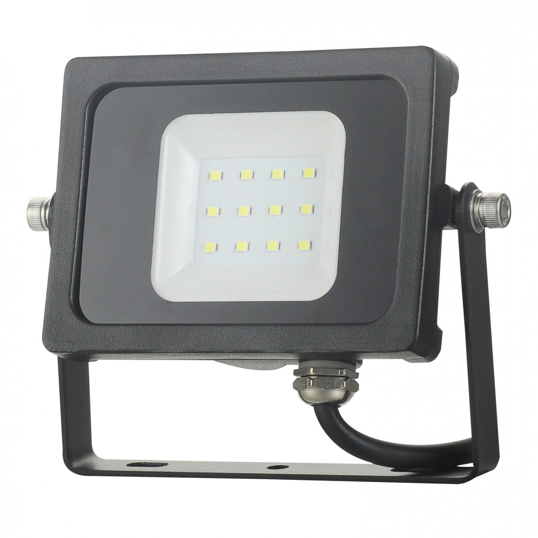 Proiector LED Hoff 10W, lumina rece