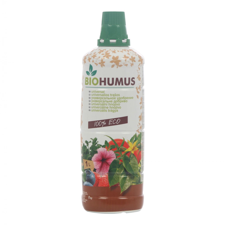 Ingrasamant universal Biohumus Agrecol, lichid, 1 L
