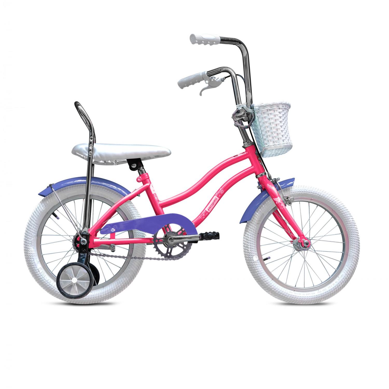 Bicicleta copii Pegas Mezin S1 roz