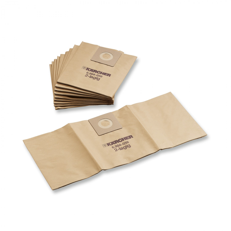 Set 5 saci pentru aspirator NT 35, Karcher 6.904-259.0