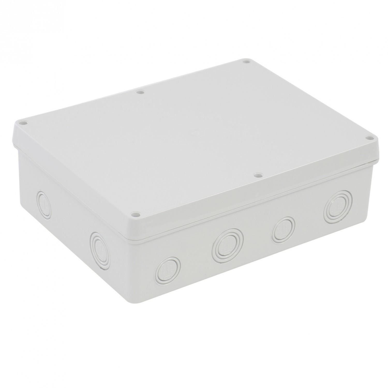 Doza derivatie D28/21P, aparenta, IP66, 280 x 210 x 90 mm