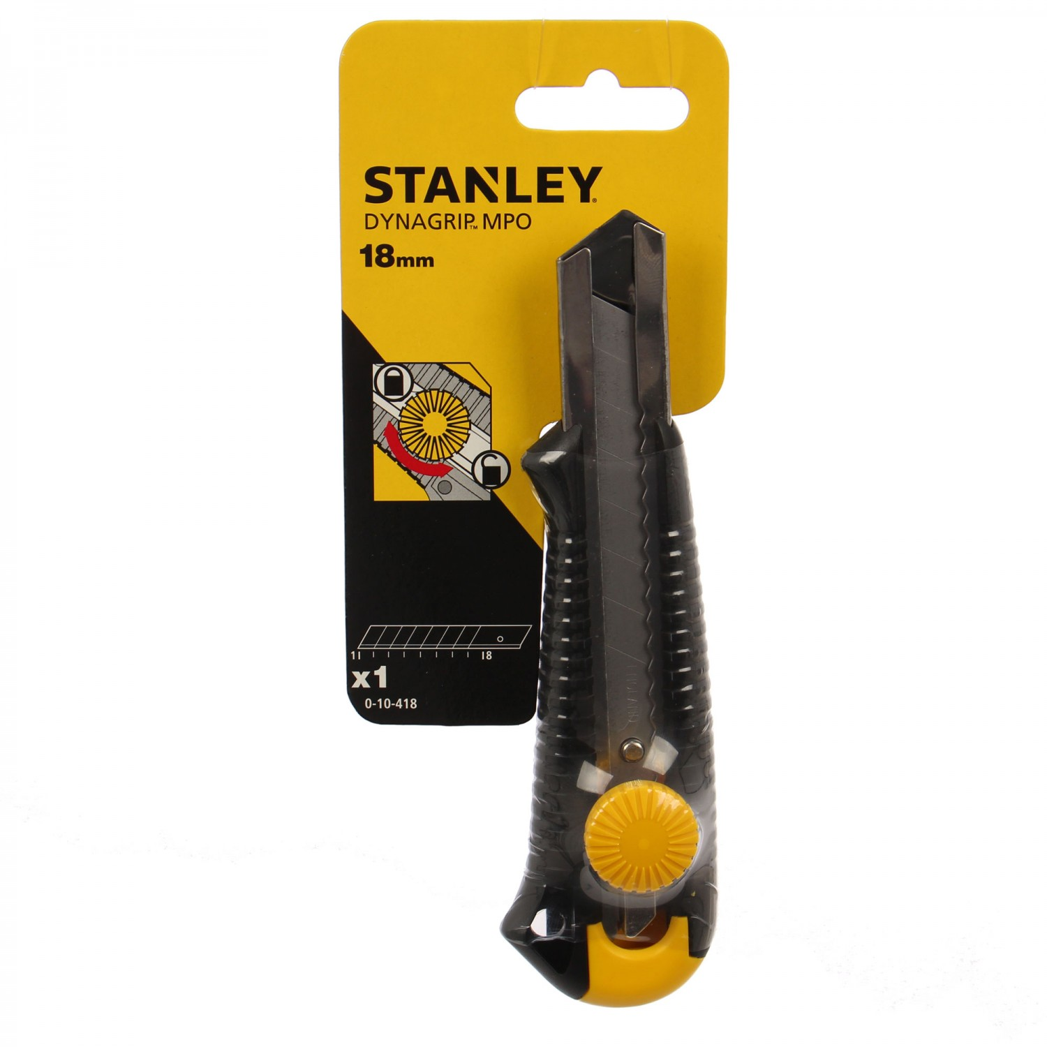 Cutter universal, Stanley MP18, 18 mm