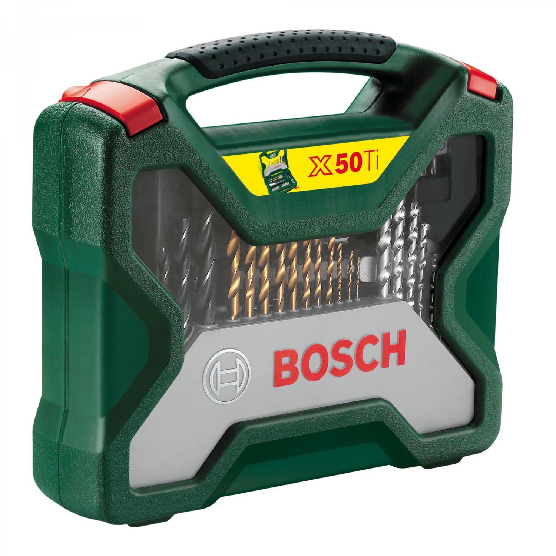 Set 50 accesorii  Bosch X-Line