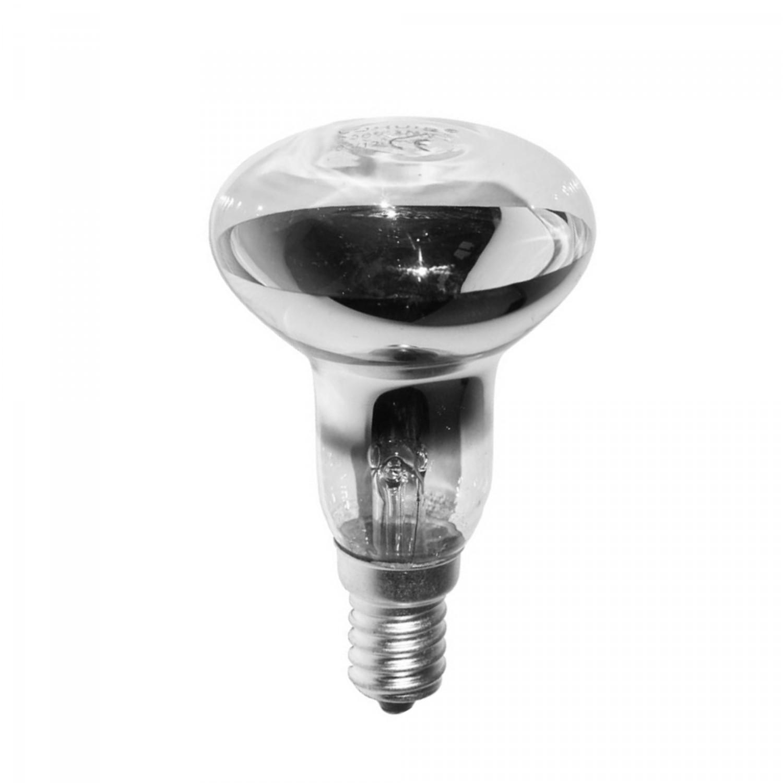 Bec E14 Lohuis reflector clar R50 60W 230V