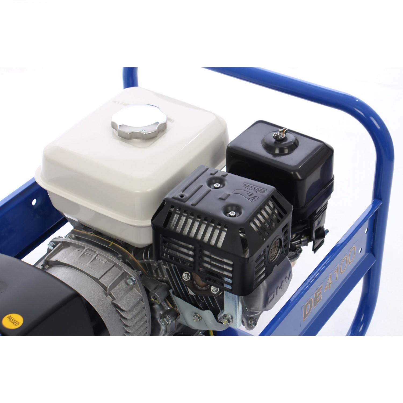 Generator de curent Pramac DE 4100, monofazic,  3.05 kva, 6.5 CP