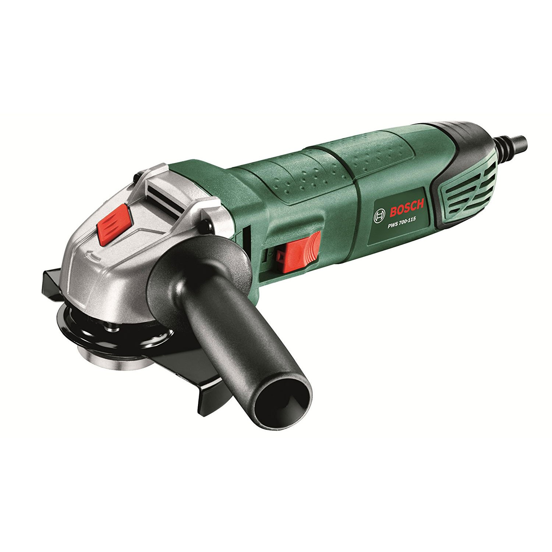 Polizor unghiular Bosch PWS 700-115, 701 W