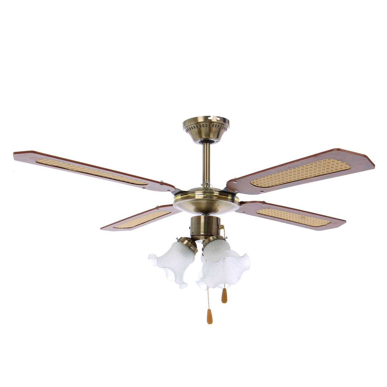 dedeman lustra cu ventilator 3 viteze hoff dcf 4b3l 3 x e27 dedicat planurilor tale. Black Bedroom Furniture Sets. Home Design Ideas