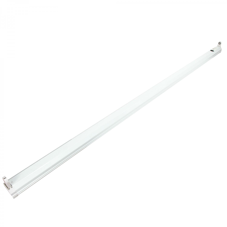 Corp Fly echipat pentru tub cu LED 1 x 36W