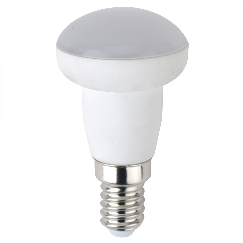 Bec LED Hoff spot NR39 E14 4W lumina calda