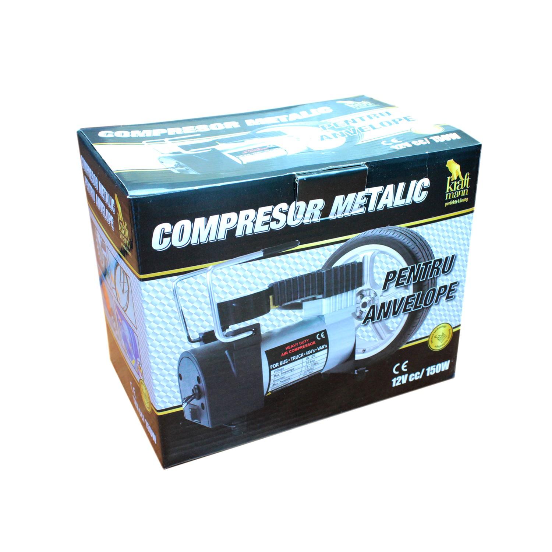 Compresor metalic, Kraftmann, 150 PSI