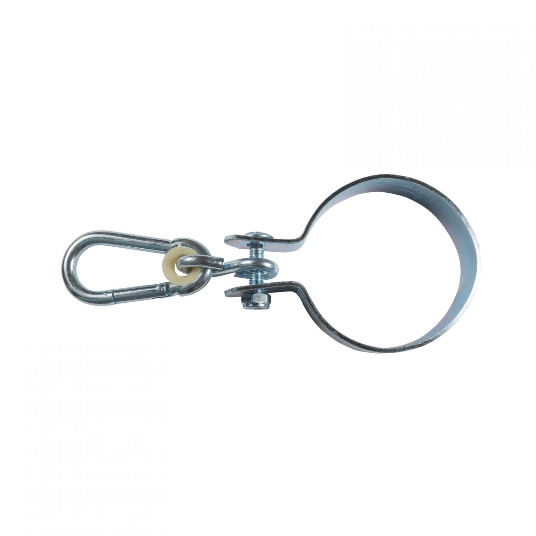 Set colier cu carabina, 100 mm