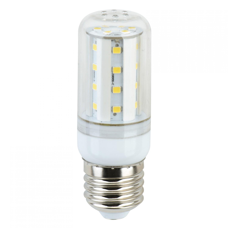Bec LED Hoff tubular E27 6W lumina rece