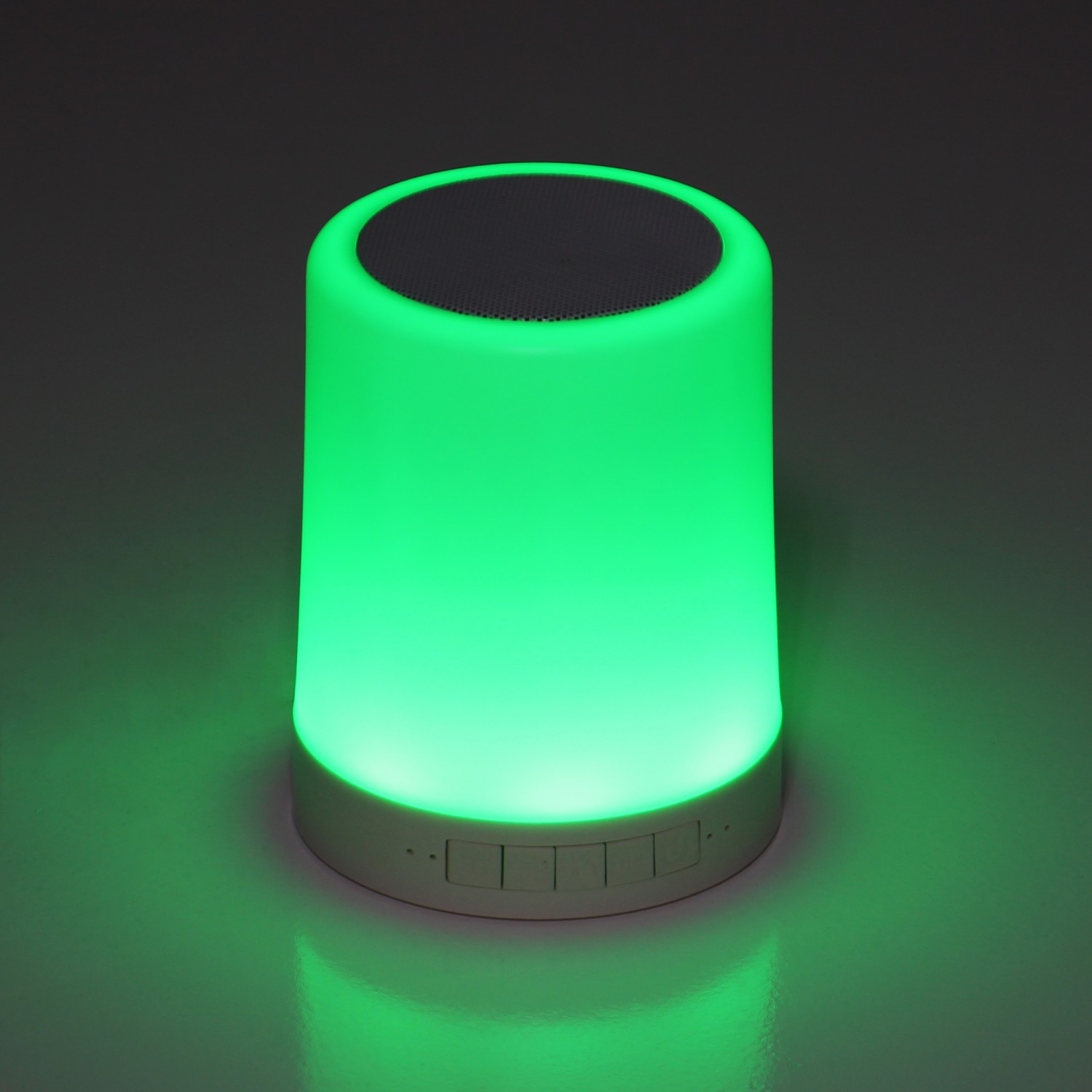 Lampa LED RGB Hoff cu bluetooth