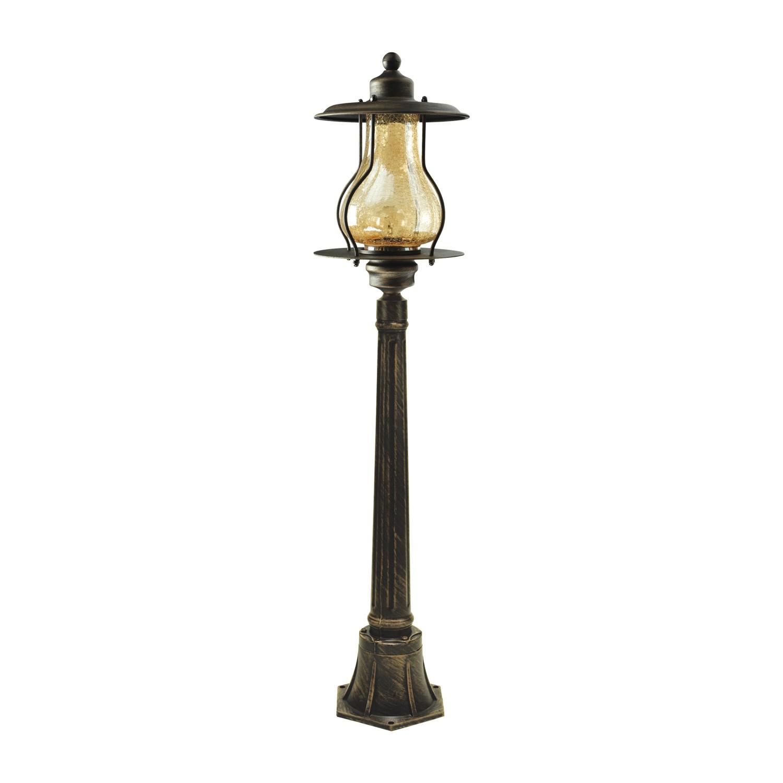 Stalp de iluminat ornamental Kingston 4 KL 6230, 1 x E27, 120 cm